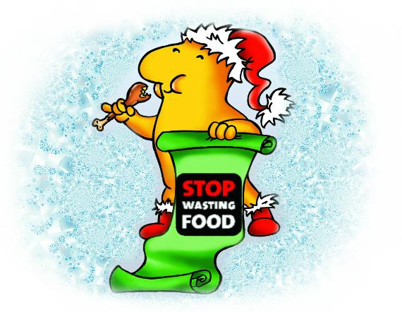 Selina Juul - Stop Wasting Food