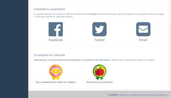 Consortium: COGERSA S.A.U., SADIM S.A. S.M.E., ABAMobile S.L. Collaborate: Asturias Food Bank, Oviedo University